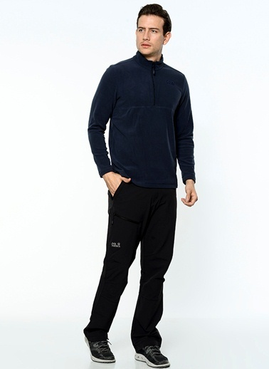 Jack Wolfskin Polar Sweatshirt Mavi